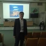 Палагнюк константин на семинаре в Клайпеде