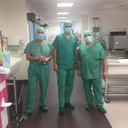 Стажировка по эндопротезированию в клинике Флерьа