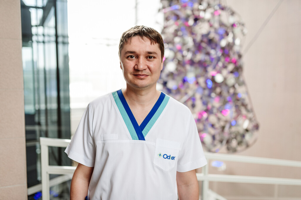 Палагнюк Константин ортопед-траматолог